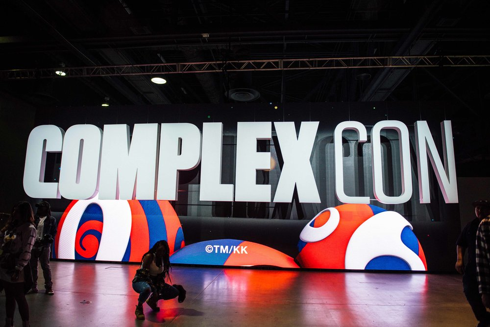 ComplexCon 2016 / Photo © Diane Abapo for SUSPEND Magazine