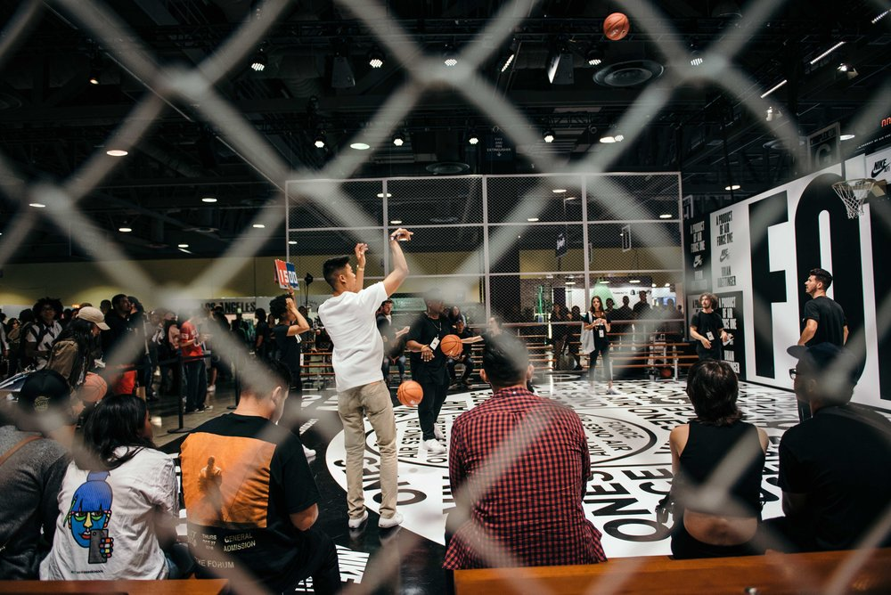 Nike at ComplexCon 2016 / Photo © Diane Abapo for SUSPEND Magazine