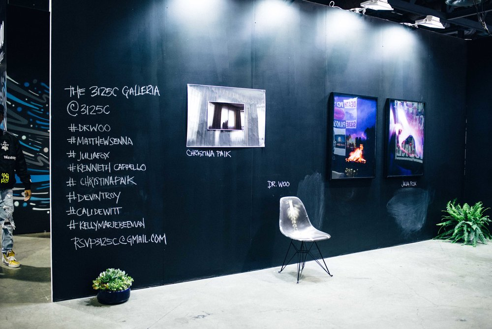 Edison Chen's 3125C Galleria at ComplexCon 2016. / Photo: © Diane Abapo for SUSPEND Magazine