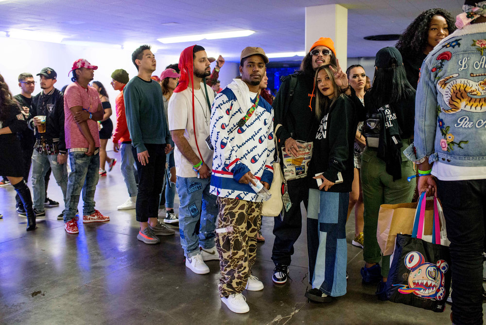 50K crew at ComplexCon 2016. / Photo: © Diane Abapo for SUSPEND Magazine