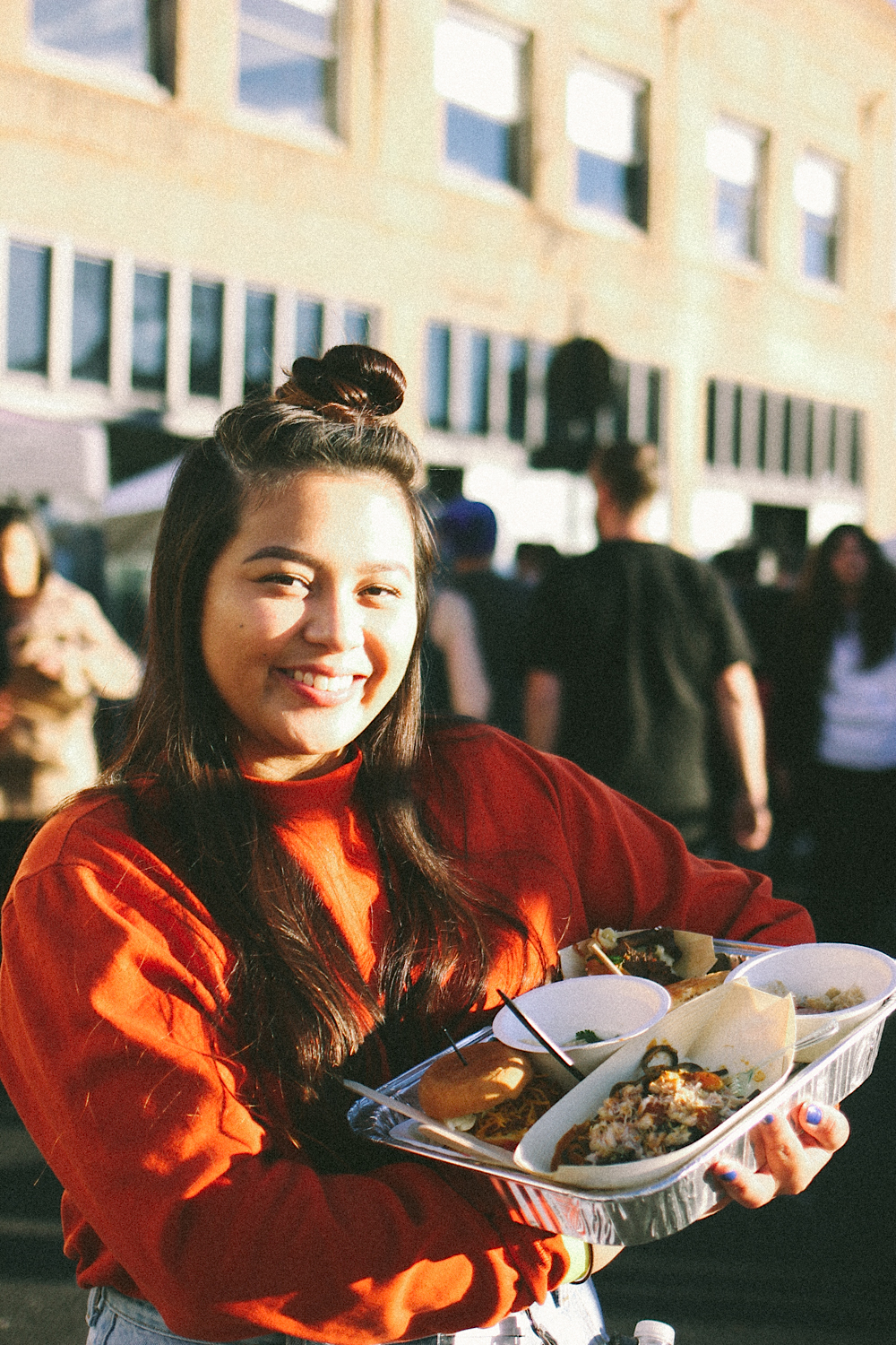 NOODS NOODS NOODS Festival (January 14). / Photo: © Emil Ravelo for SUSPEND Magazine.