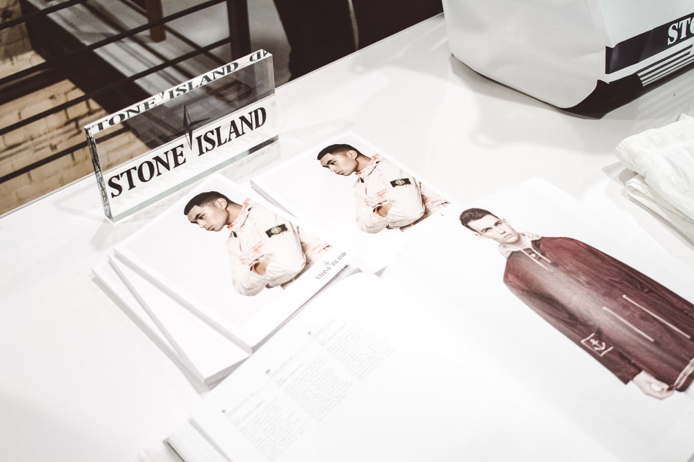 Stone Island: the Marina collection at The Kinfolk Store, Brooklyn. / Photo © Nabil Miftahi for SUSPENDMAG.COM