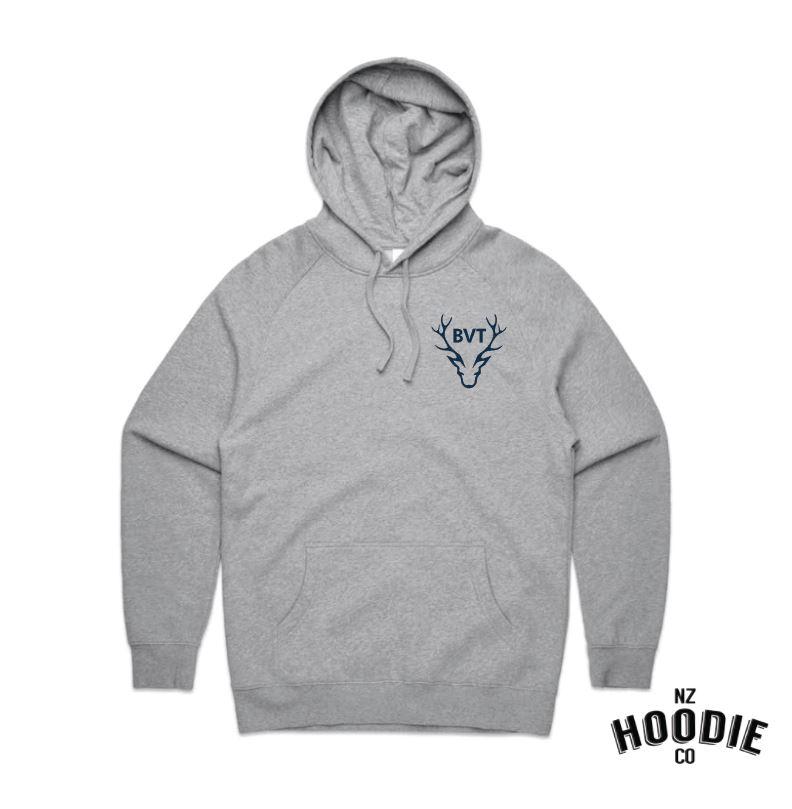 Grey hoodie front small logo.JPG