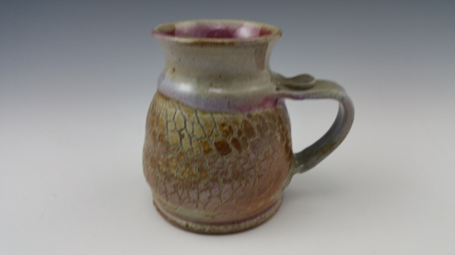 Wood Fired Sodium Silicate Cup