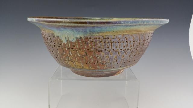 Wood Fired Sage Large Bowl
