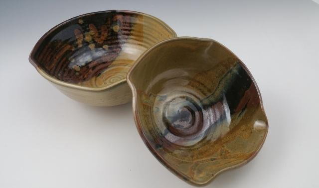 Teadust/Temoku Bowls