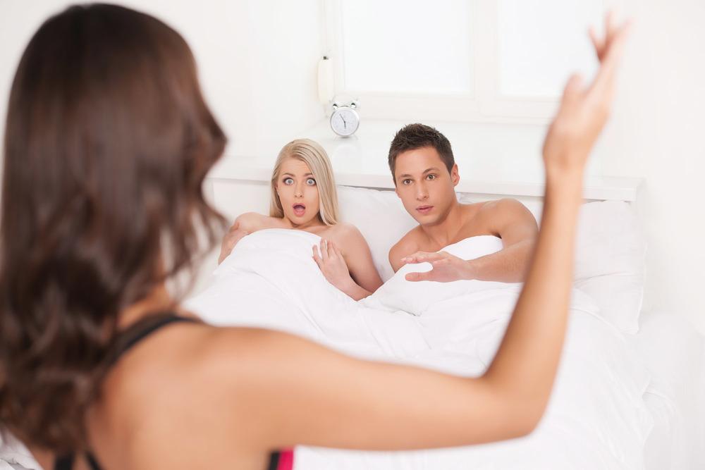 Why do men cheat?