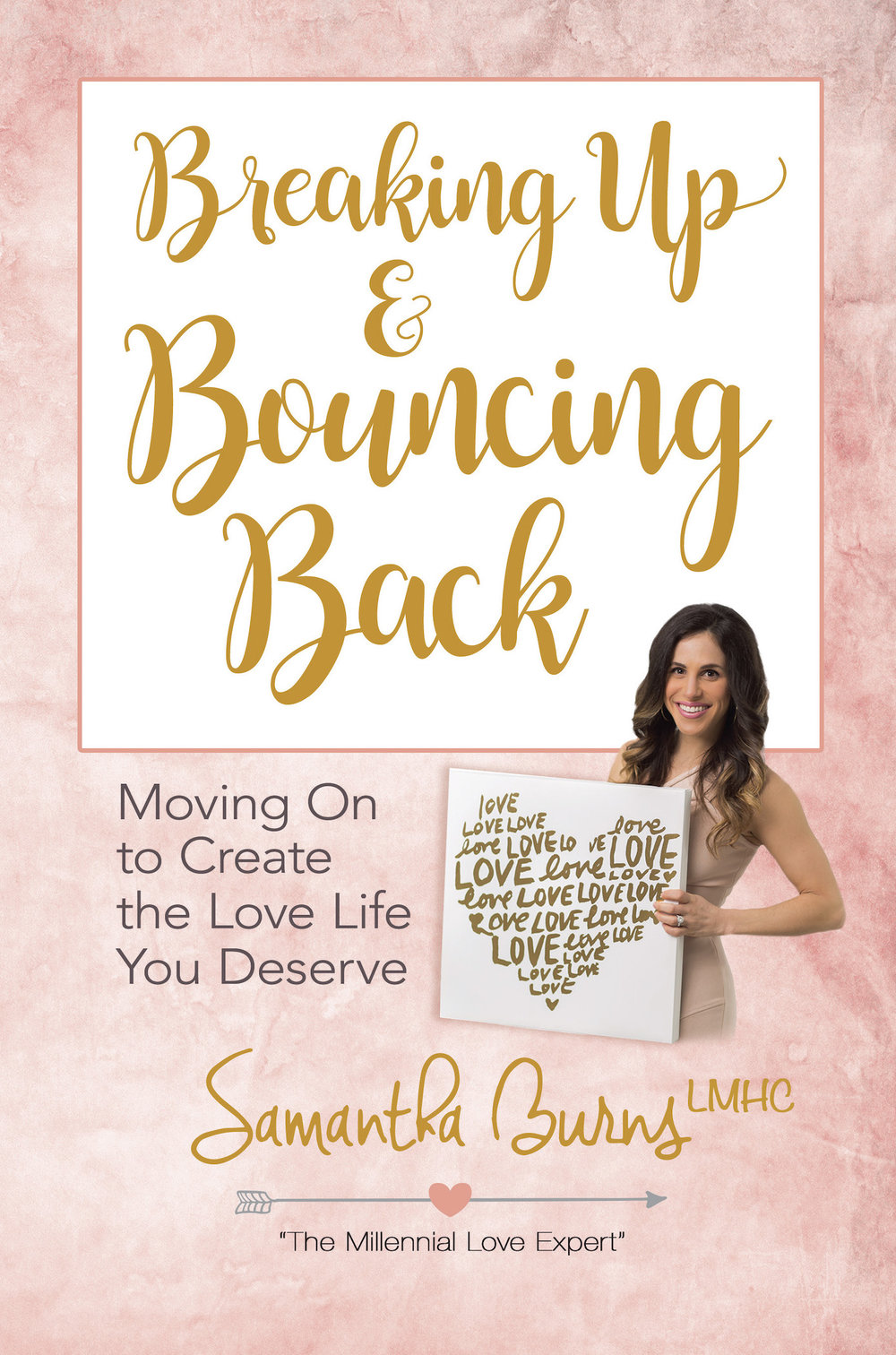Breaking Up & Bouncing Back is available on  Amazon  and  Barnes & Noble , get your copy today!
