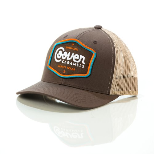 SOLD OUT - Retro Trucker 2-Tone Hat With Patch 683696b5166