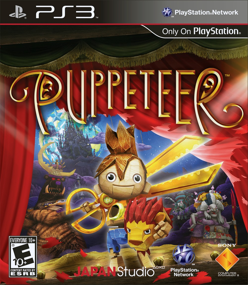 Puppeteer (Used) — Forgotten Freshness Classic Gaming