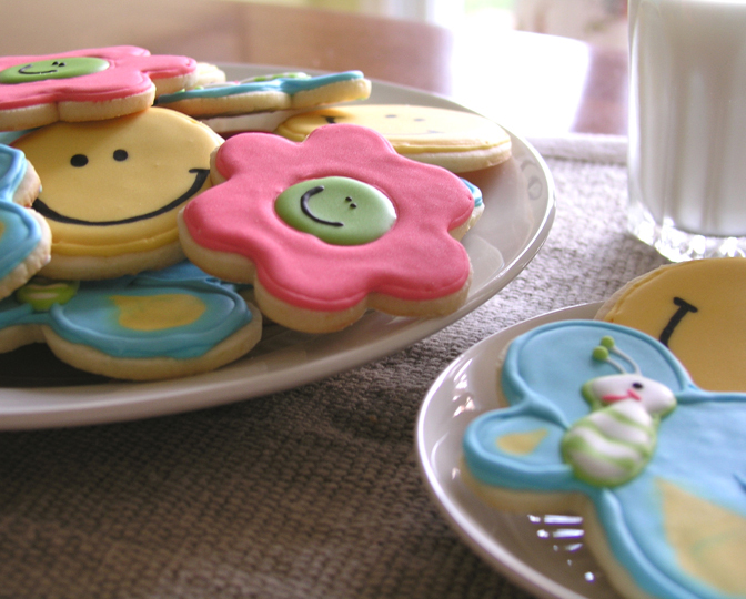 Happy Birthday Sugar Cookie Set