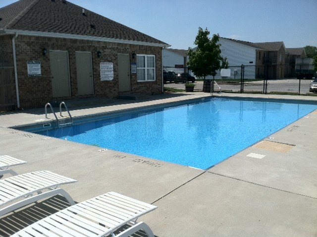 Windfield Farm Pool