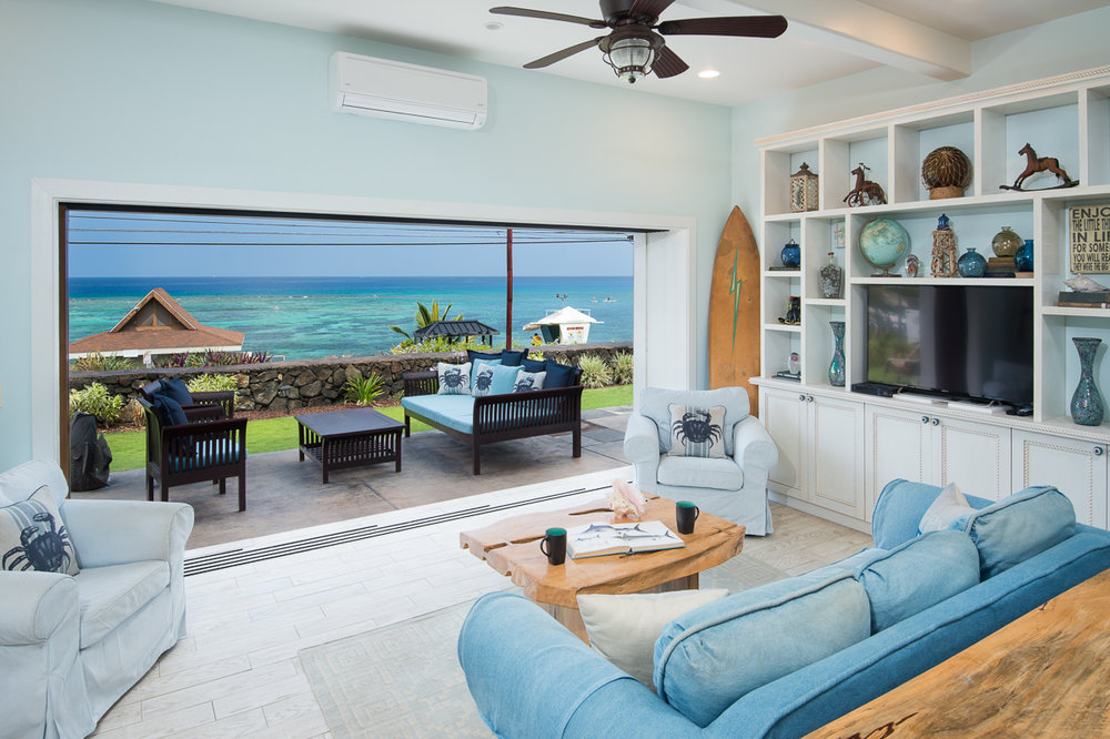 Kahaluu Beach House - Living Room.jpg