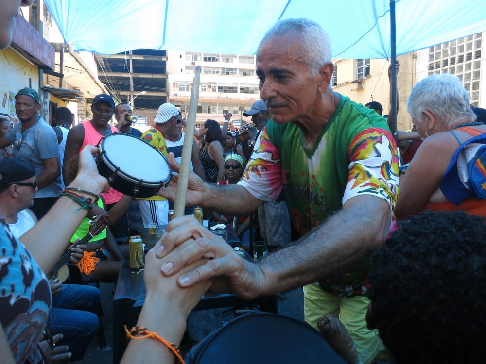 Carnaval Celebrations.