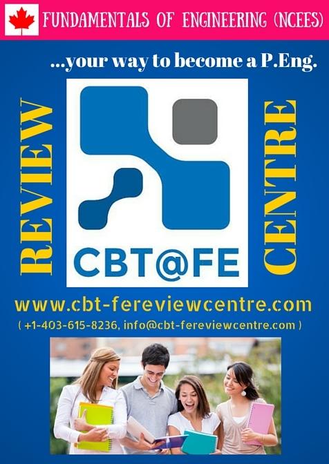 FE Exam Calgary, FE EXAM, APEGA FE Exam Preparation Course