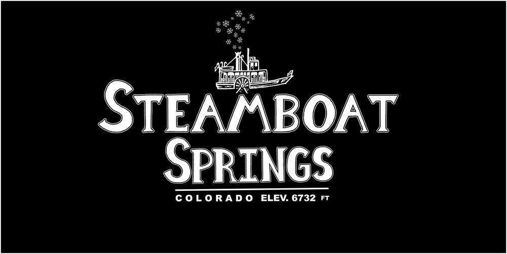Steamboat Springs, Colorado T-Shirt Design