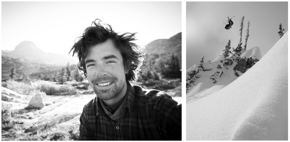 Self Portraits in Alta, Utah (Via: Vello Freewave Plus Wireless Remote)