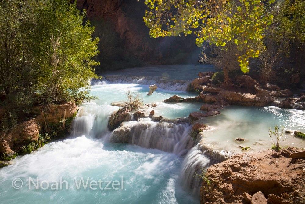 Havasu Falls. Supai Arizona