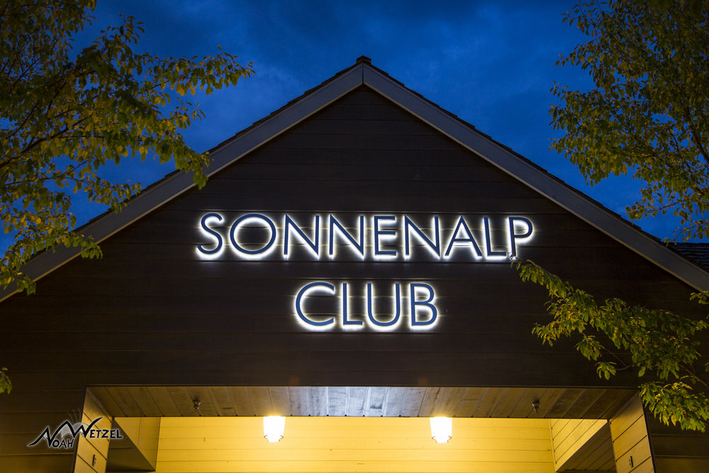 Sonnenalp Club. Vail Colorado