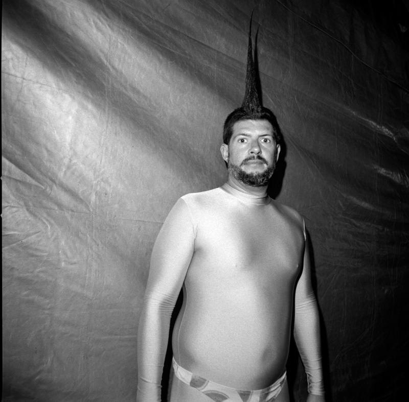 Peter Baecker, Adelaide (From The Series The Working Class) 2015
