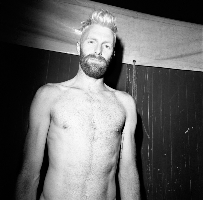Trygve Wakenshaw, Adelaide (From The Series The Working Class) 2015