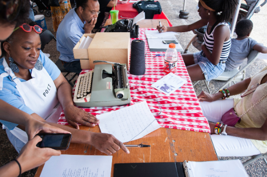 """""""Roots of Rondo honors a neighborhood, looks to the future,""""  Creative Exchange, March 2017"""