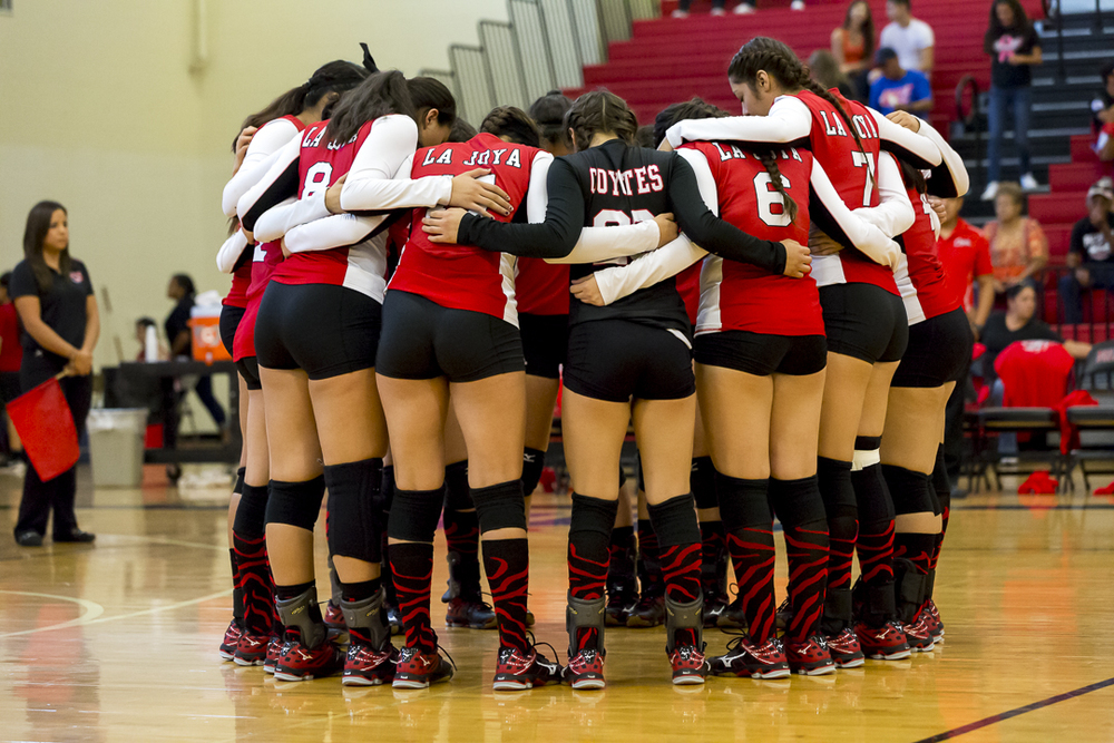 La Joya High School Lady Coyotes