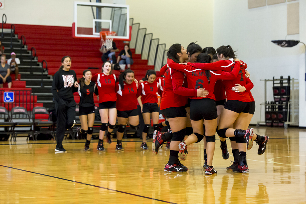 Palmview High School Lady Lobos