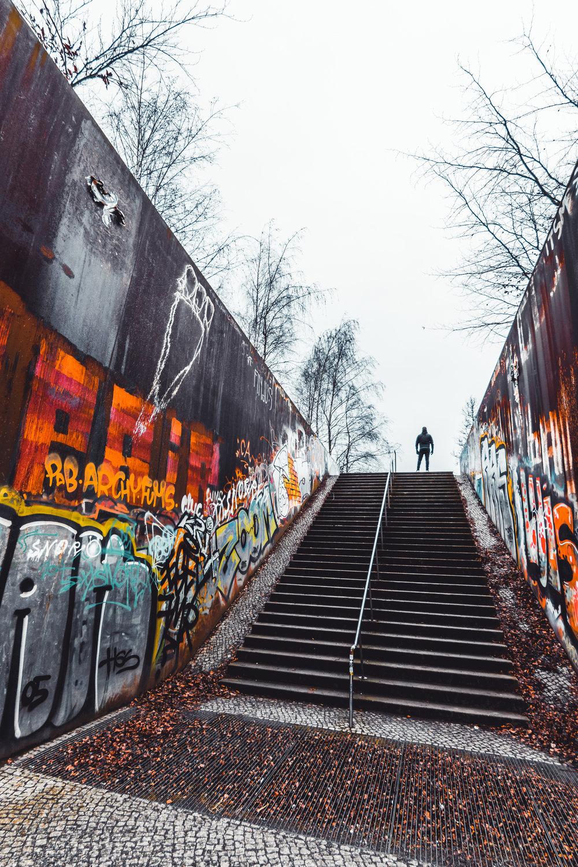 Park Entrance, Berlin