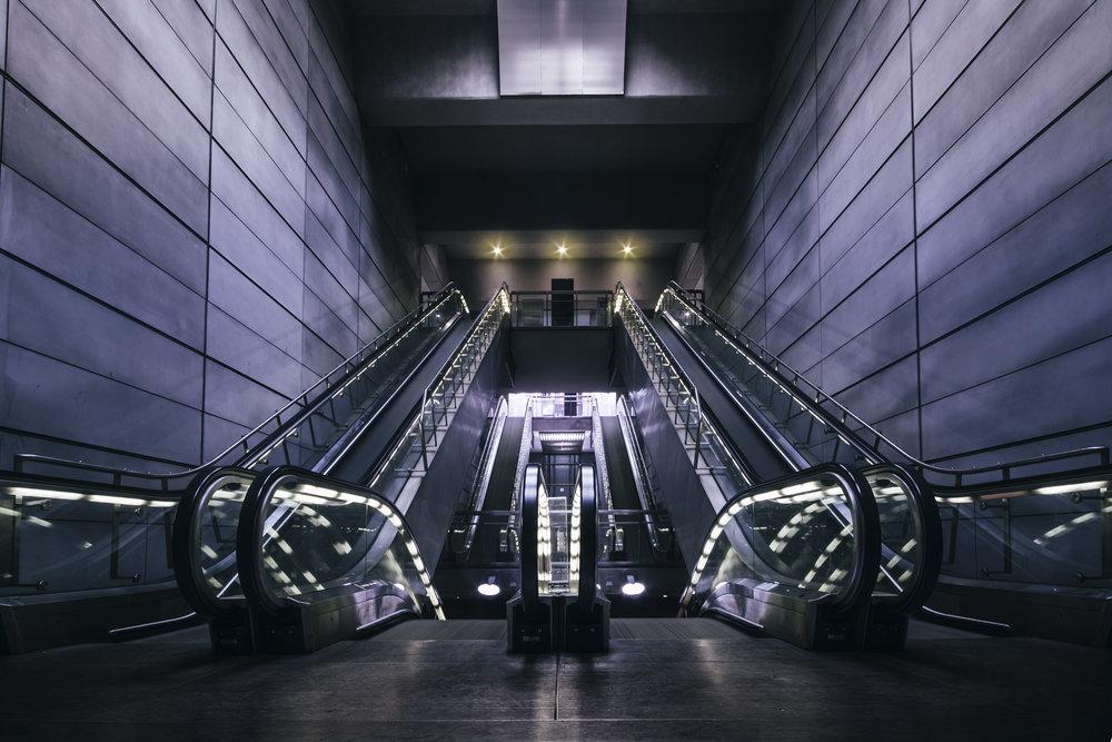 Nørreport Underground