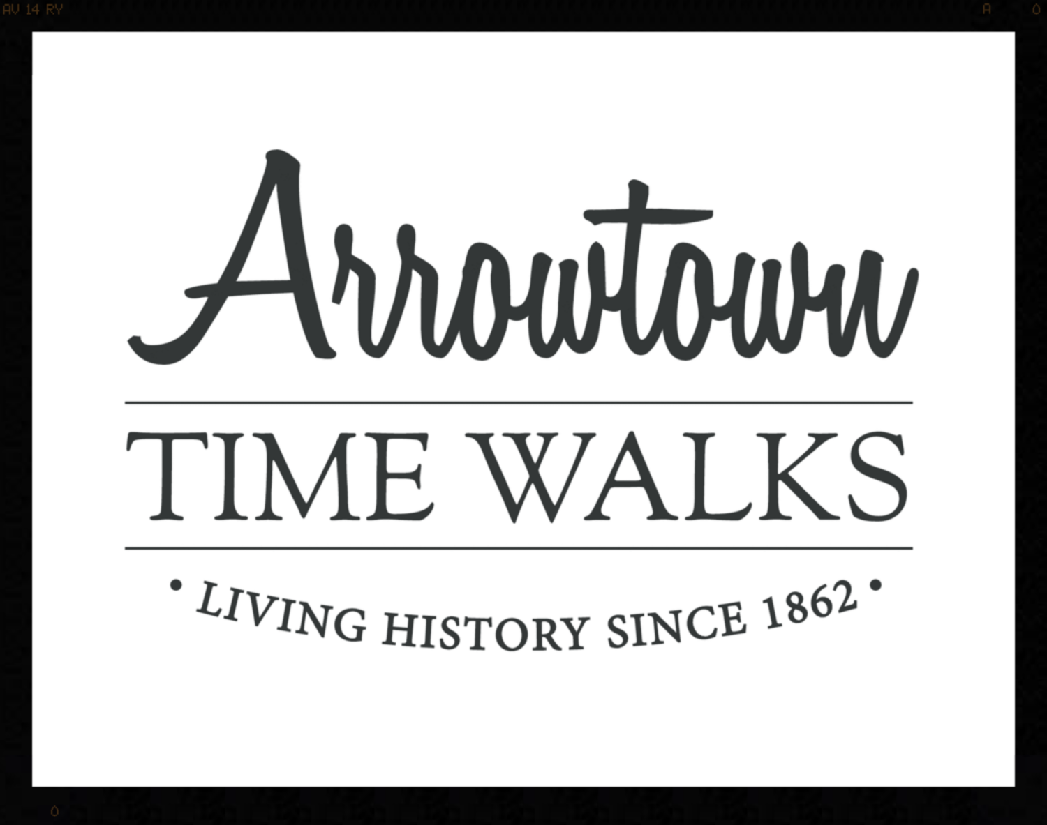 Arrowtown Time Walks