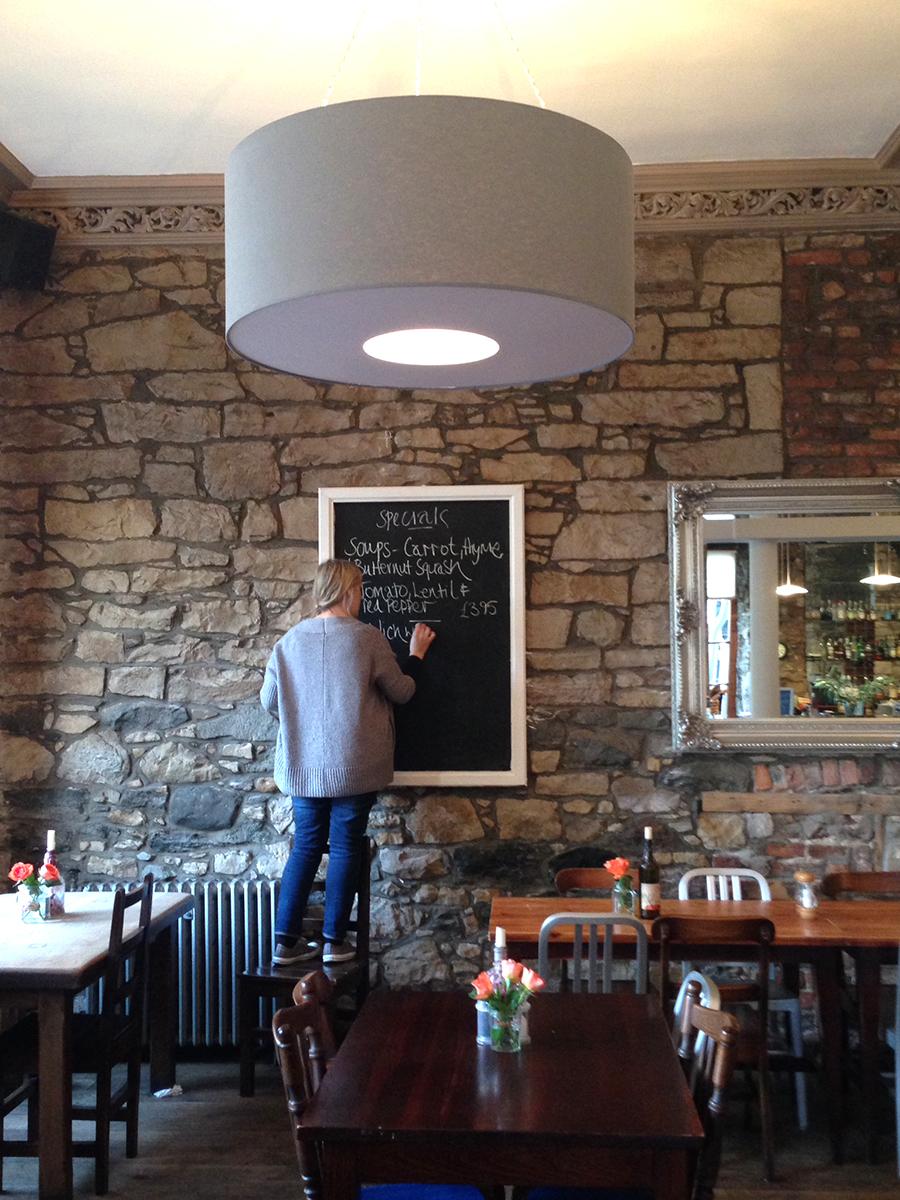 The Compass Bar & Restaurant, Leith