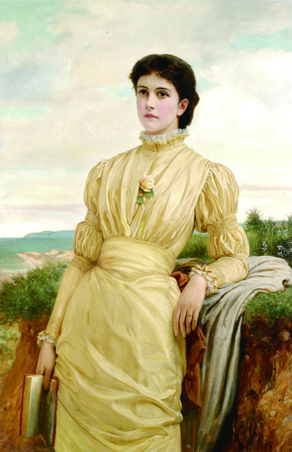 Portrait of a Lady, circa 1870