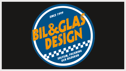 Bil & glasdesign AB