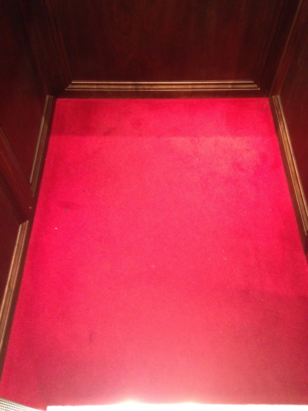 dirty carpet in the lift.jpg