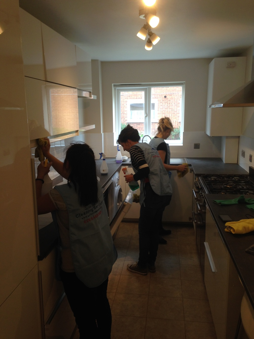 Go For Cleaning team in kitchen.jpg