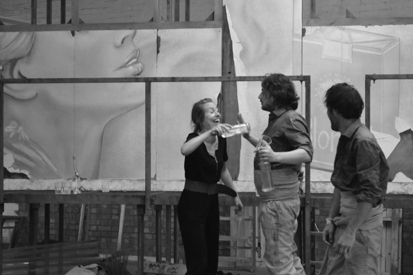 Flora McIntosh (Carmen); Marcin Gesla (Zuniga); Lawrence Olsworth-Peter (Remendado).© Andreas Grieger