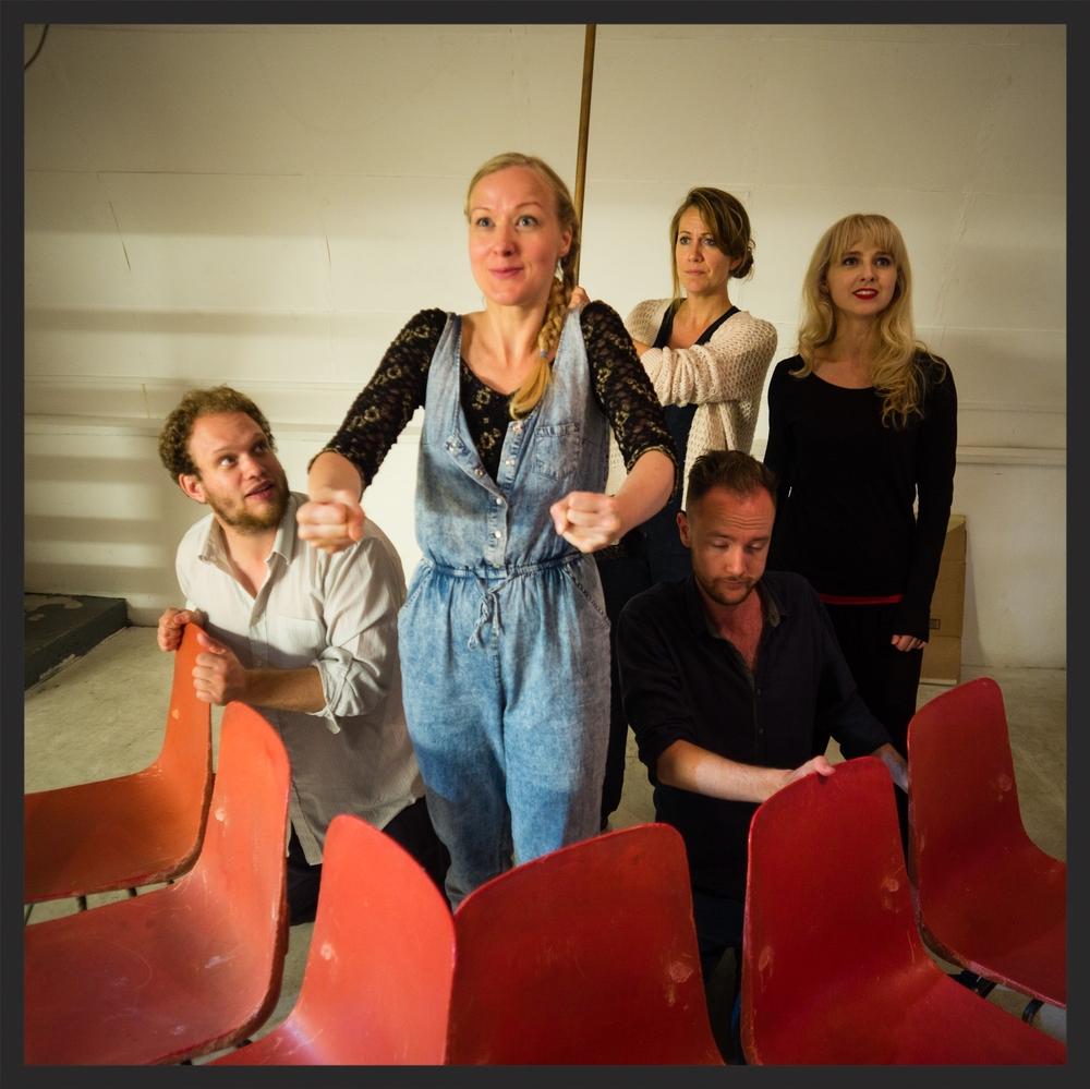 Ulla's Odyssey In Rehearsals