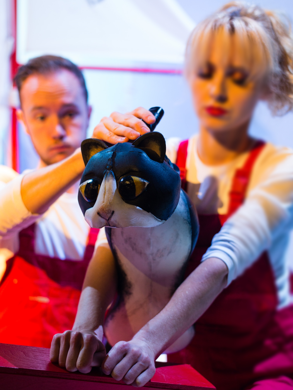 Binnacle in  Ulla's Odyssey  Photo by Christopher Tribble