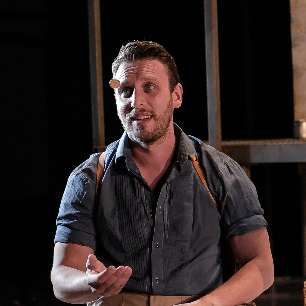 Tom starring as dancairo in carmen