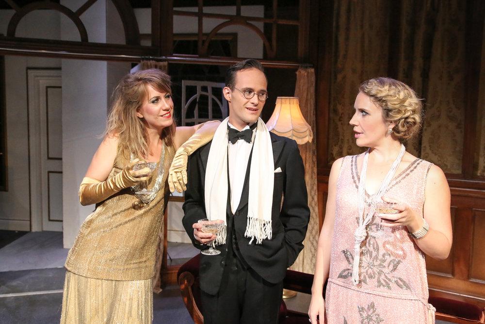 La Traviata. Flora McIntosh, Lawrence Olsworth-Peter, Louisa Tee..jpg