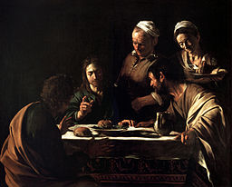 Figure 2: Caravaggio, Brera Museum, Milan, Italy (Public Domain)