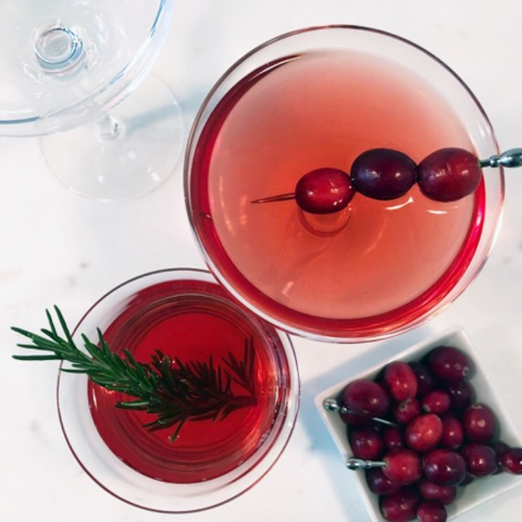 "The ""Blume Healthy Honey Cosmo"""