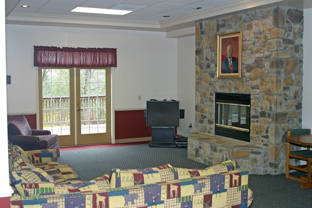 Reid Jones, Jr. Common Room