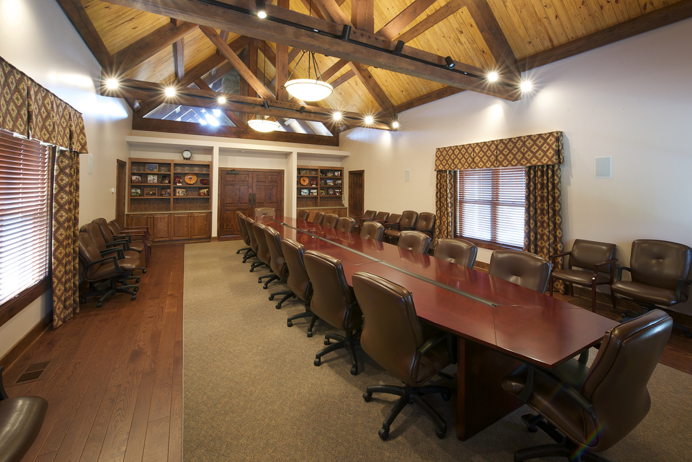 Welcome Center Board Room