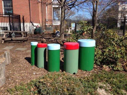 Angel Montessori School Playground Providence Ri Premier Park Play