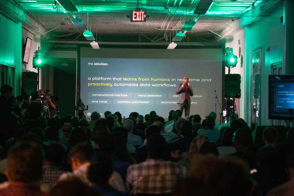 Startup entrepreneurs pitched for a chance to win $100,000 at Atlanta Startup Battle