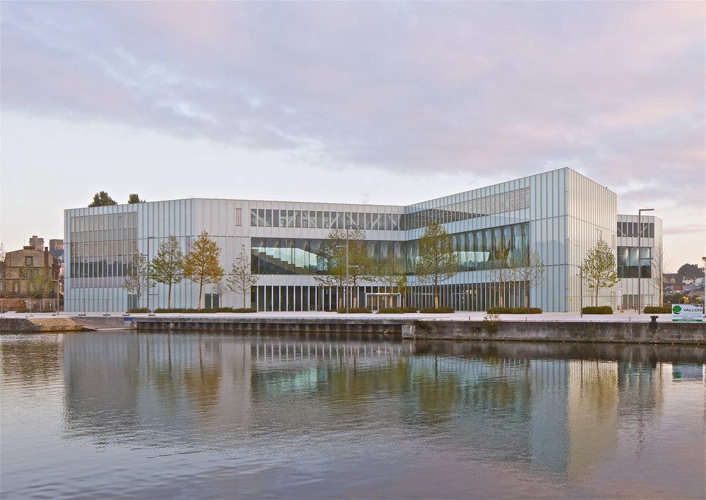 Bibliothèque Alexis de Tocqueville, 2016
