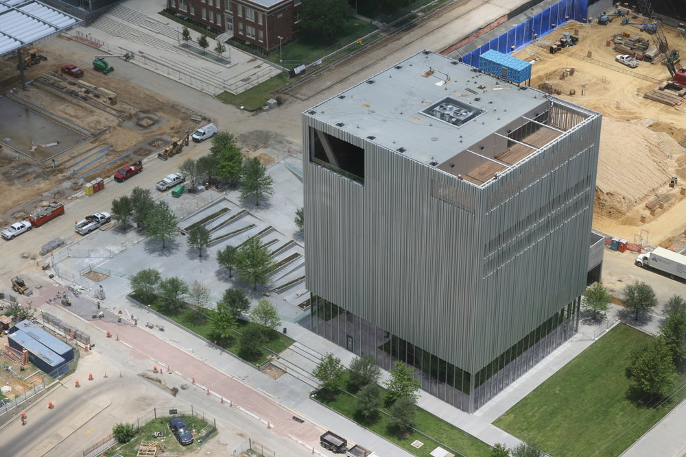 Wyly Theater, 2009