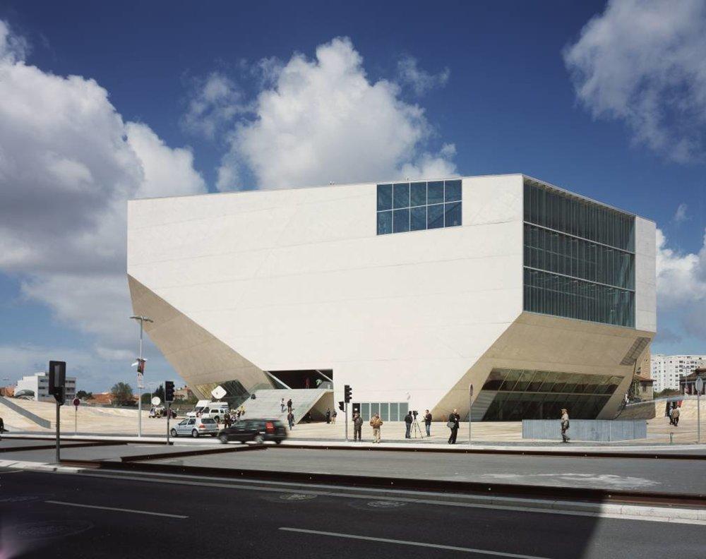 Casa da Musica, 2005